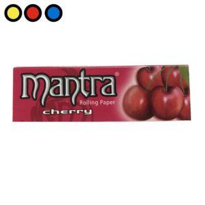 papel mantra cherry librito