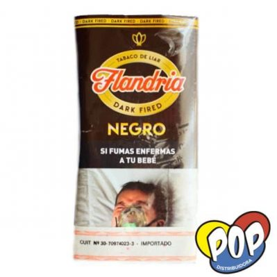 tabaco flandria negro precio