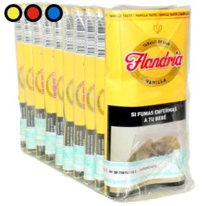 tabaco flandria vainilla precios mayoristas