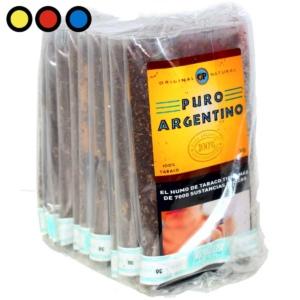 tabaco puro argentino natural precio