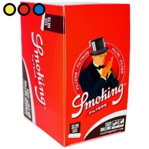 filtros smoking slim easy rolling precio