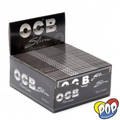 ocb papel slim premium negro precios online