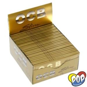 ocb papel slim premium oro precios online