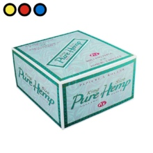 papel pure hemp king size mayorista