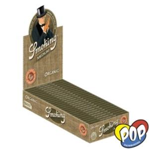smoking papel organico 25u