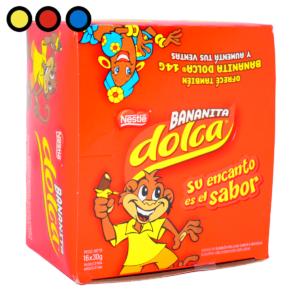 bananita dolca 30 precios