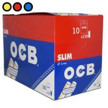 filtros ocb slim engomados precios