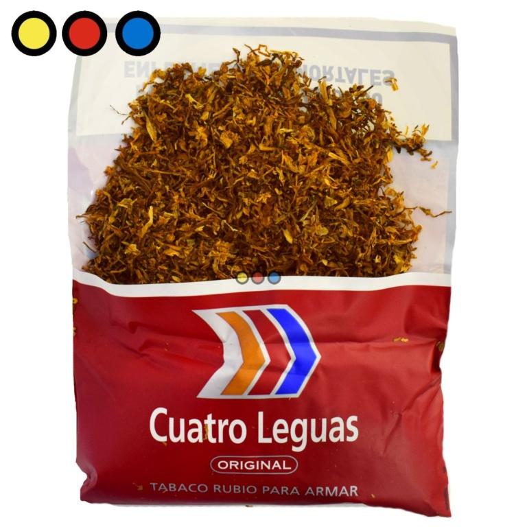 tabaco cuatro leguas precios venta online