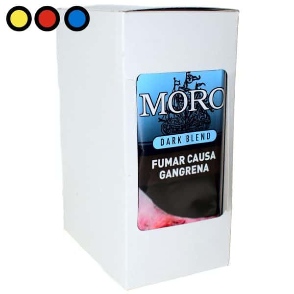 tabaco moro dark precio mayorista
