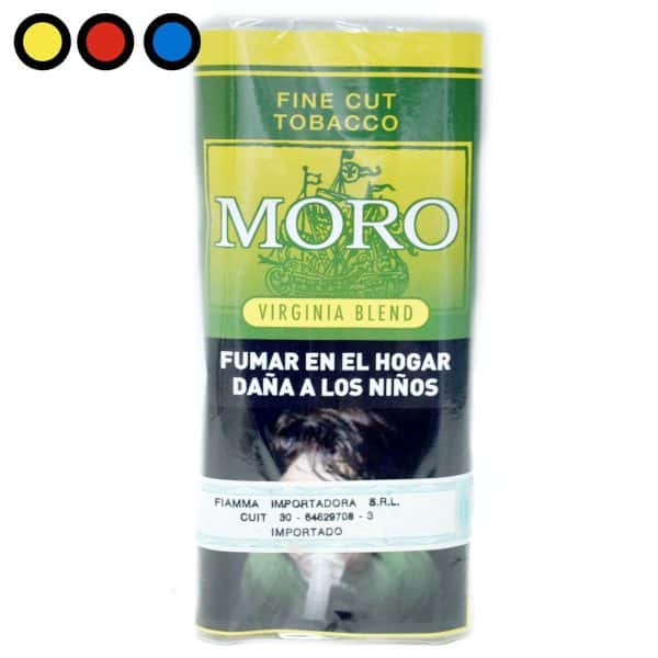 tabaco moro green virginia venta online