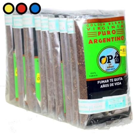 tabaco puro argentino virginia precio online
