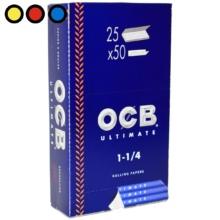 papel ocb ultimate 1 1/4 precio