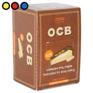 filtros ocb de carton no blanqueado precio mayorista