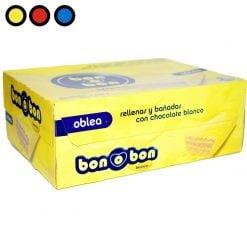 oblea bonobon blanco precio mayorista