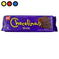 galletitas chocolinas