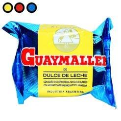 alfajor guaymallen blanco mayorista