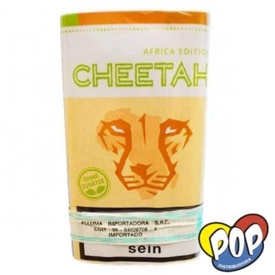 cheetah tabaco africa edition