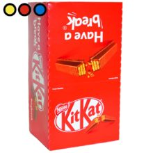 chocolate kit kat leche venta online