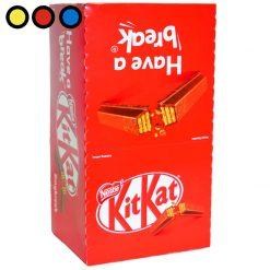 chocolate kit kat leche venta online