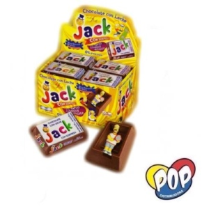 felfort chocolatin jack simpson