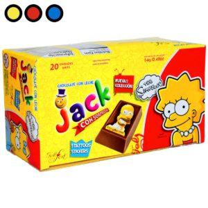 felfort jack los simpsons venta mayorista