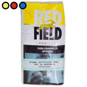 tabaco red field vainilla venta online