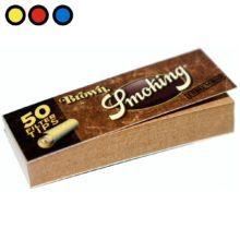 filtros smoking carton unbleached venta online