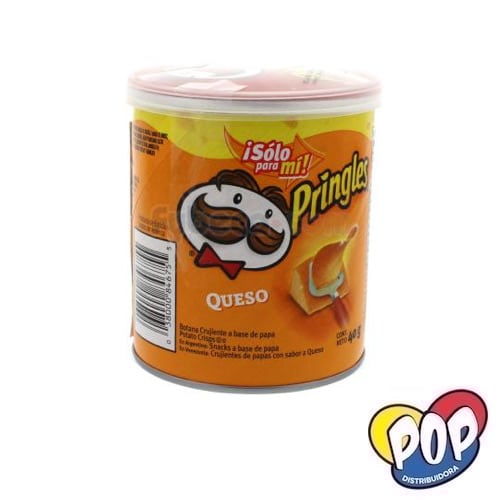 Papas Fritas Pringles Queso