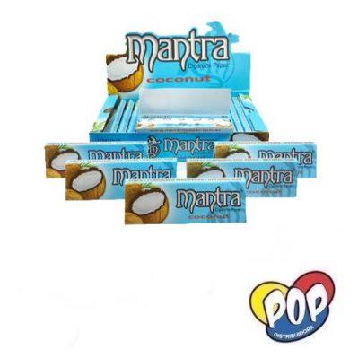 smoking papel mantra coco oferta