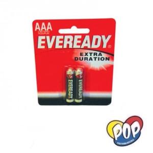pilas eveready aaa distribuidora pop
