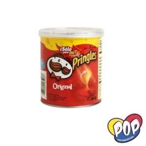 Papas Fritas Pringles Original