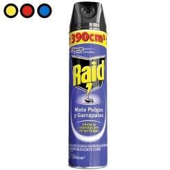 raid mata pulgas y garrapatas precio mayorista