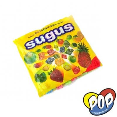 sugus caramelos masticables frutal