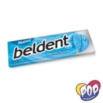 Chicle Beldent menta suave