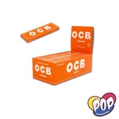 OCB Papel naranja corto