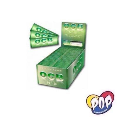 OCB Papel Verde corto