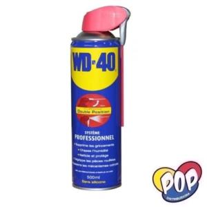 WD 40 doble pico