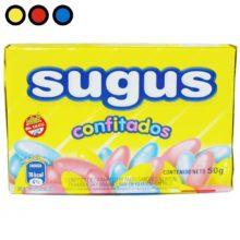 caramelos sugus confitados precios