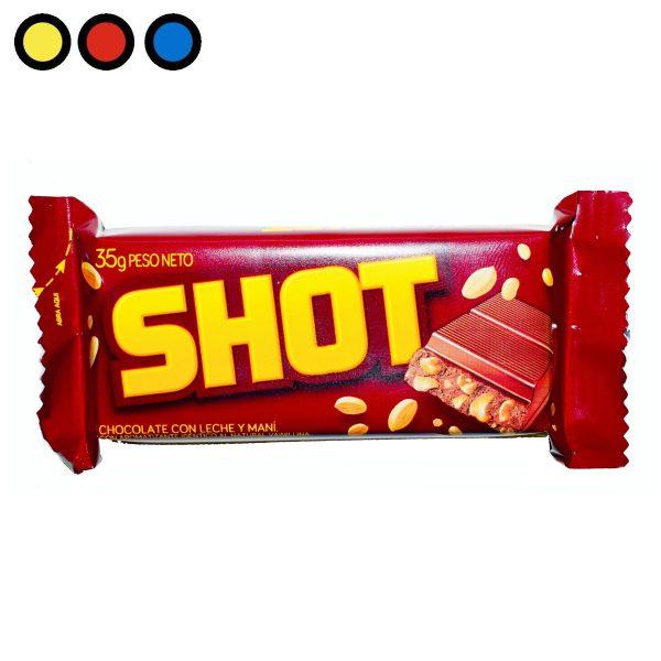 chocolate shot manu precio mayorista