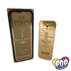 Perfume imitación gold million intense paco rabanne. Gold billion Intense.