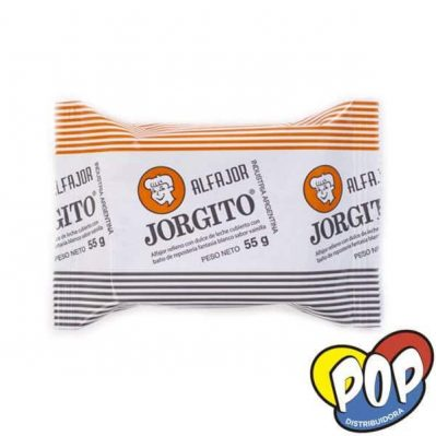 jorgito alfajor blanco