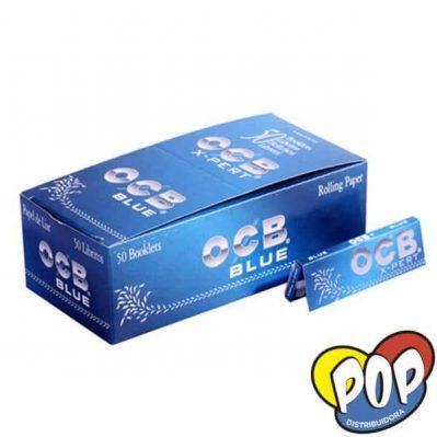 ocb papel xpert blue 70mm