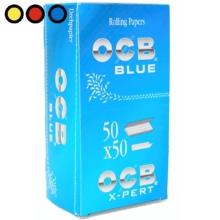 papel ocb xpert blue 70mm precio
