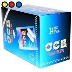 filtros ocb slim venta