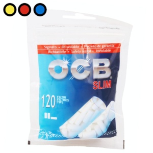 filtros ocb slim venta tabaqueria online