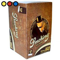 filtros smoking slim no blanqueados