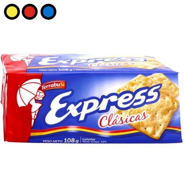 galletitas express precio online