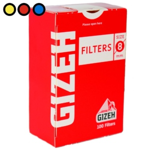 gizeh filtros regulares por mayor