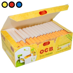 ocb tubo papel organico grow shop