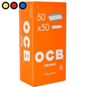 papel ocb naranja precio